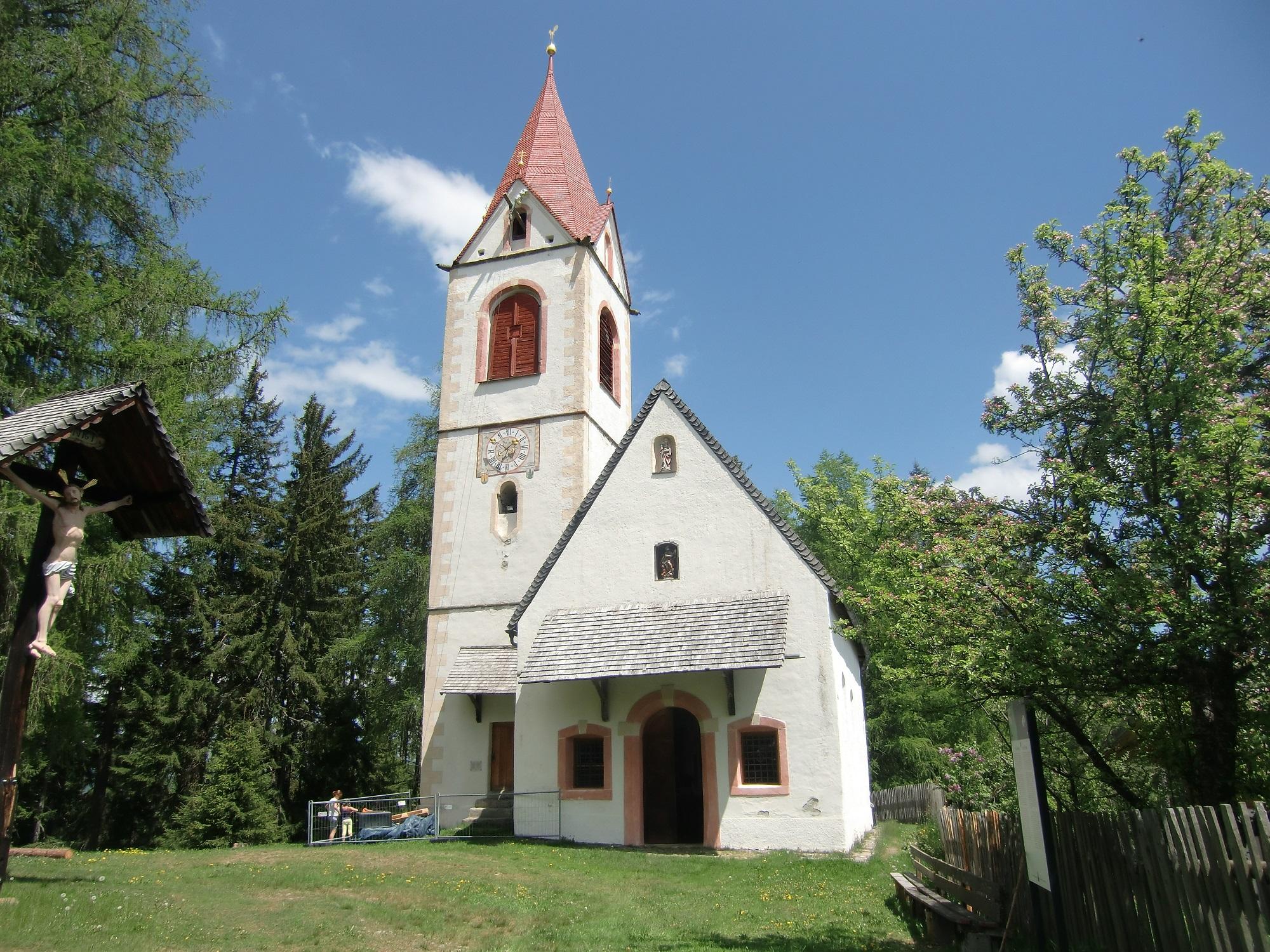 Kirche St. Helena